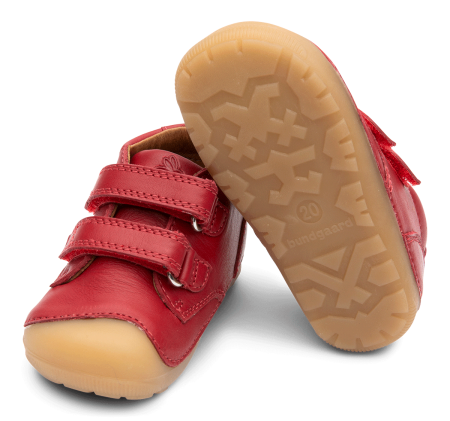 Petit Velcro Red1