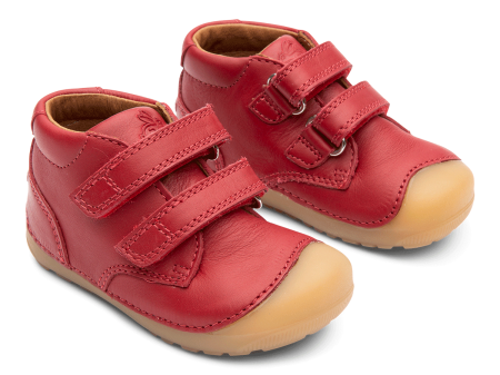 Petit Velcro Red0
