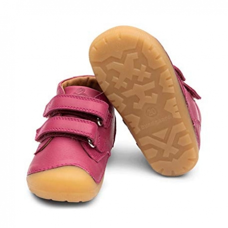 Petit Velcro Rosewine0