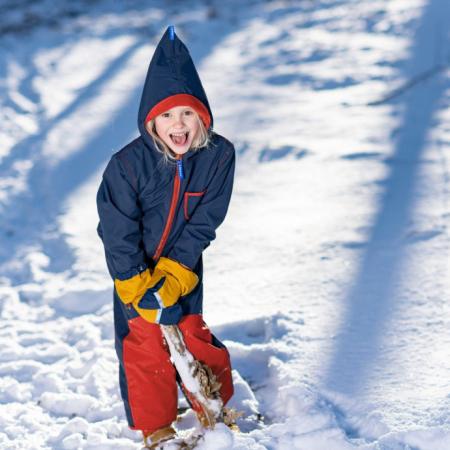 Pikku winter Eko overall [3]