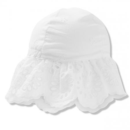 Posey bonnet Clear White [1]