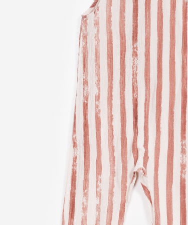 Printed woven jumpsuit [2]