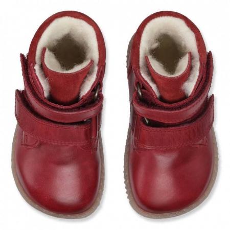 Rabbit Velcro Dark Red [1]