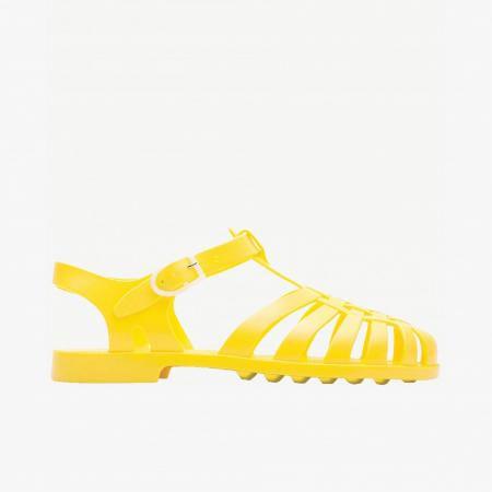 Sandale Sun Jaune [0]