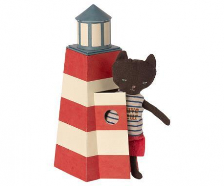 Sauveteur, Tower with cat [0]