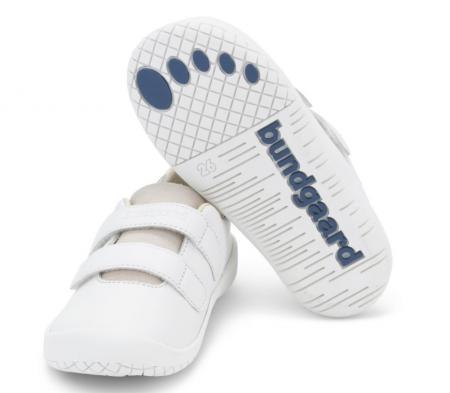 Sneacker Benjamin Velcro White1