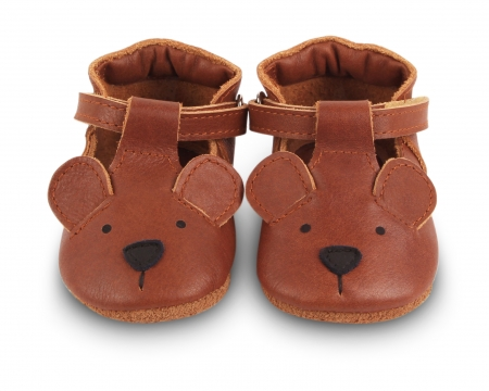 Spark velcro brown bear0