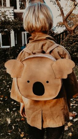 Umi Schoolbag Lion3