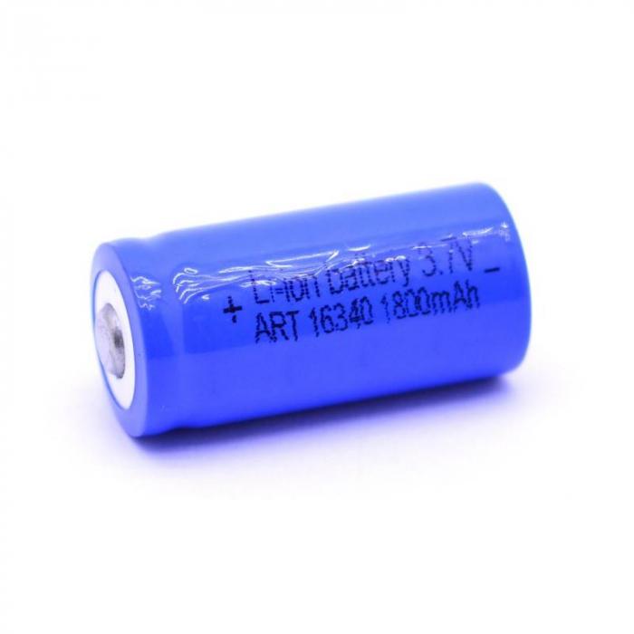 Acumulator 16340 LI-ION 1800 mAh 3.7V [0]