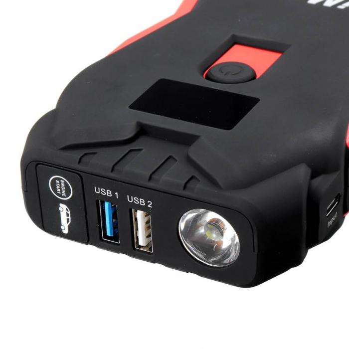 PowerOn - Baterie portabila pentru pornirea masinii 1300A [2]