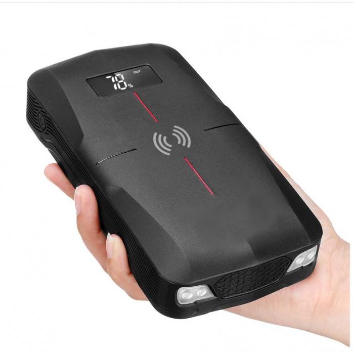 PowerOn2 - Baterie portabila pentru pornirea masinii 1600A [1]