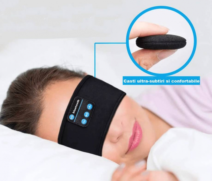SoftBand - Casti pentru dormit [1]
