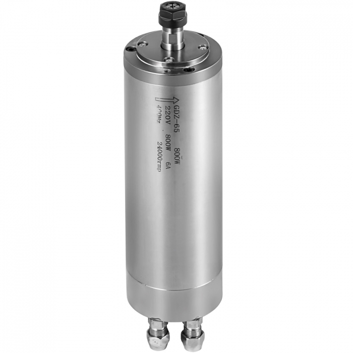 Spindle CNC 0.8/1.5kw 220V ER11 racire apa [3]