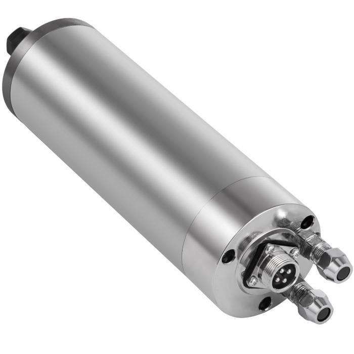 Spindle CNC 0.8/1.5kw 220V ER11 racire apa [4]