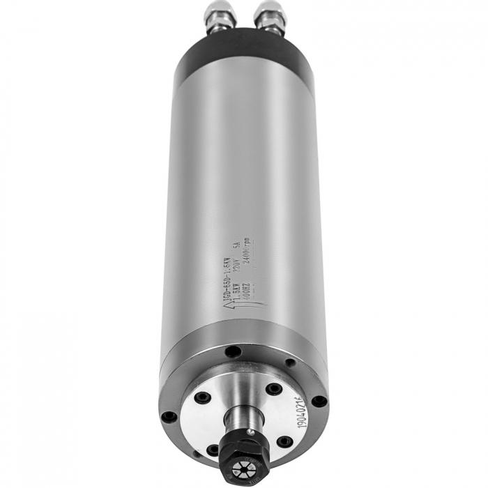 Spindle CNC 0.8/1.5kw 220V ER11 racire apa [6]