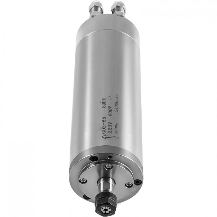 Spindle CNC 0.8/1.5kw 220V ER11 racire apa [1]