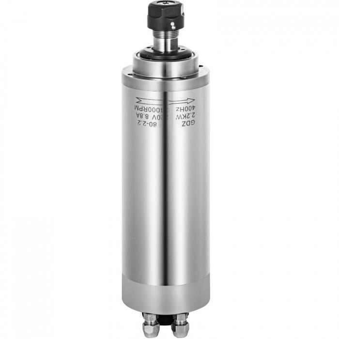 Spindle CNC 2.2/3kw 220V ER20 racire apa [3]
