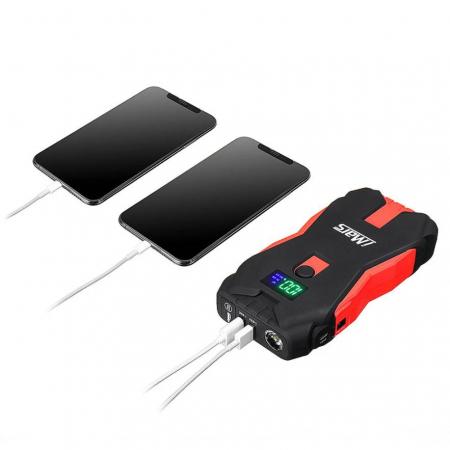 PowerOn - Baterie portabila pentru pornirea masinii 1300A [3]