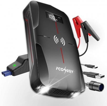 PowerOn2 - Baterie portabila pentru pornirea masinii 1600A [2]