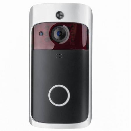 Sonerie fara fir cu monitorizare video si audio [3]
