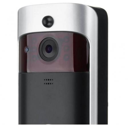 Sonerie fara fir cu monitorizare video si audio [5]