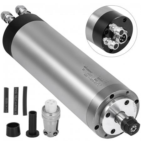 Spindle CNC 0.8/1.5kw 220V ER11 racire apa [5]