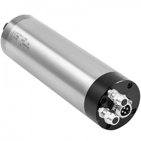 Spindle CNC 0.8/1.5kw 220V ER11 racire apa [8]