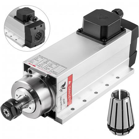 Spindle CNC 4kw ER20/25 racire aer [3]
