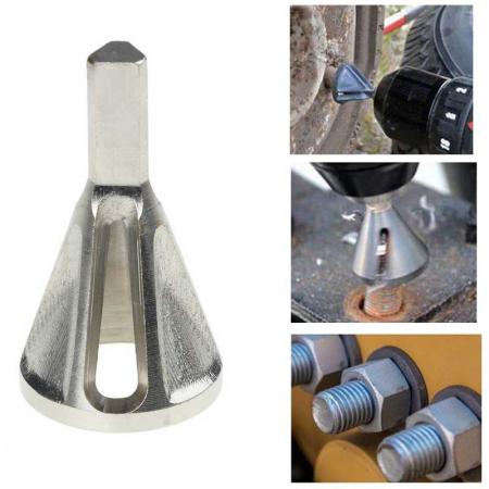 Tornado - Debavurator pentru metale si plastice [3]