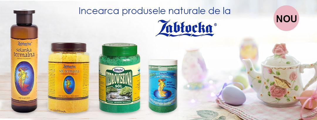 Produse naturale Zablocka