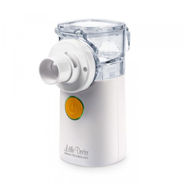 Aparat aerosoli portabil Little Doctor LD 812U, cu ultrasunete si tehnologie mesh 2