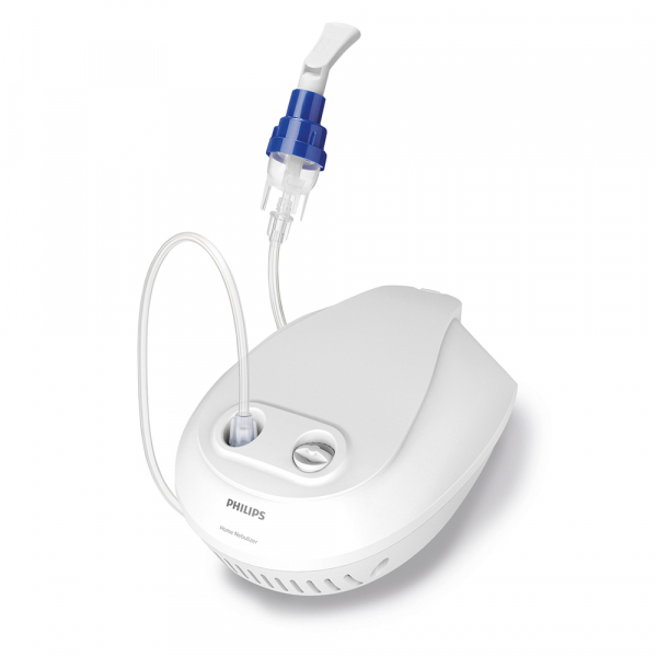 Aparat aerosoli Philips Respironics Home Nebulizer, cu compresor, sistem Active Venturi 0