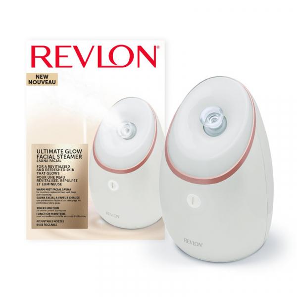 Aparat sauna faciala REVLON Ultimate Glow RVSP3537E 0