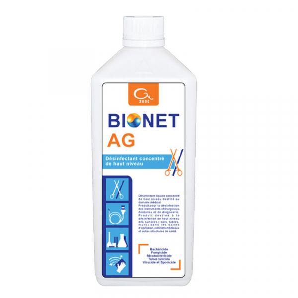 Dezinfectant pentru instrumente Bionet AG, 1L 0