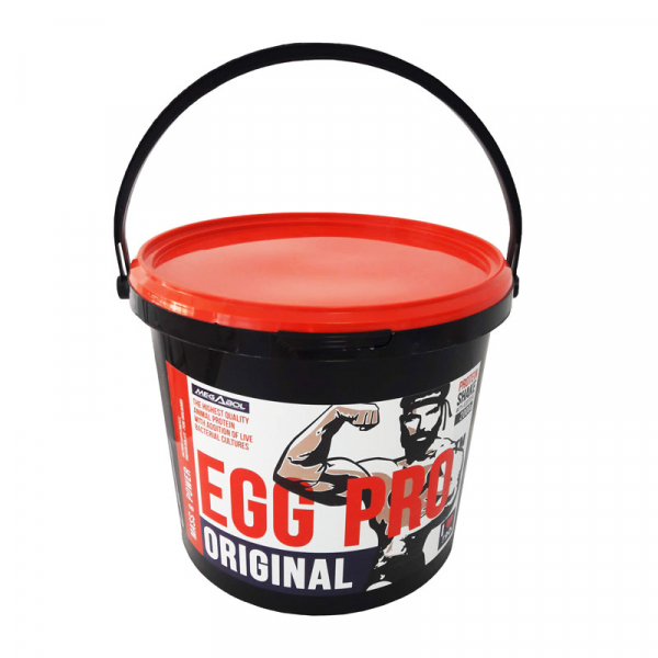 Supliment de proteine Megabol EGG PRO 2000 gr, pentru cresterea masei musculare 1