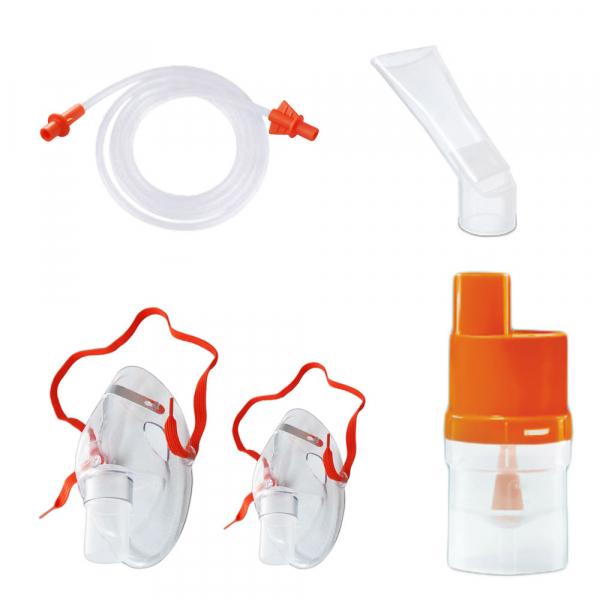 Set accesorii universale RedLine Orange pentru aparat de aerosoli nebulizator cu compresor [0]