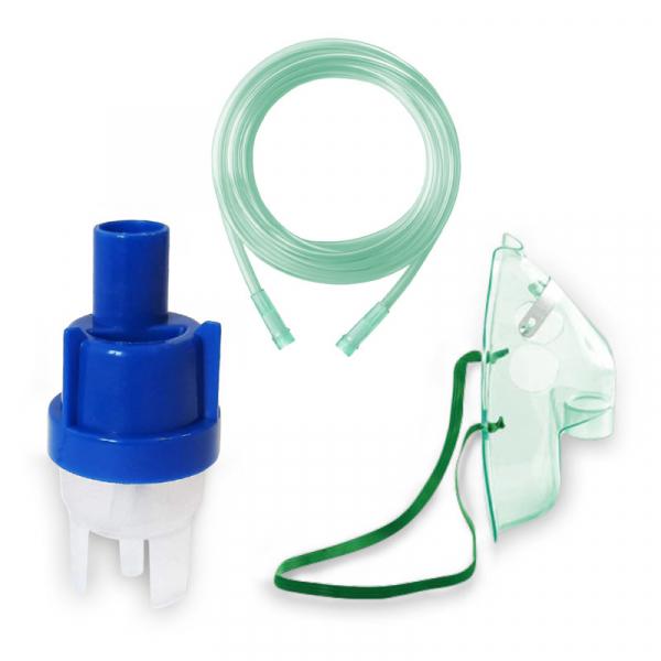 Kit accesorii universale RedLine RDA008, pentru aparate de aerosoli cu compresor, masca adulti, furtun 2 m, kit de nebulizare [0]