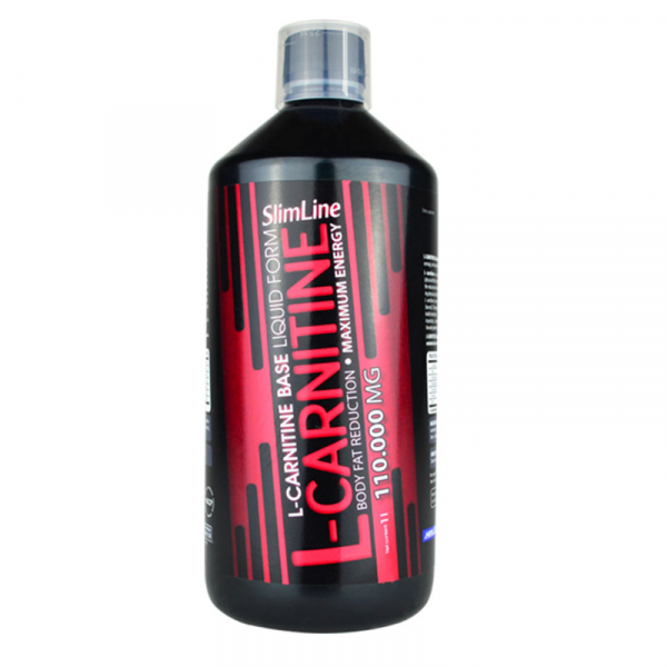 Carnitina lichida Megabol L-Carnitine Slim Line 110.000mg 1000ml 0