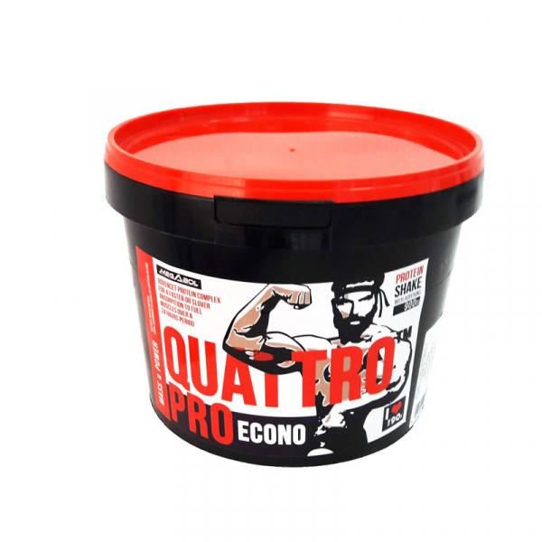 Supliment de proteine Megabol Quattro Pro Econo 900g, complex de proteine, carbohidrati, vitamine [1]