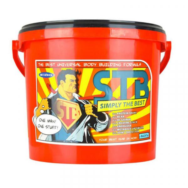 Supliment de proteine Megabol STB Simple The Best 2600 g, pentru cresterea masei musculare 0