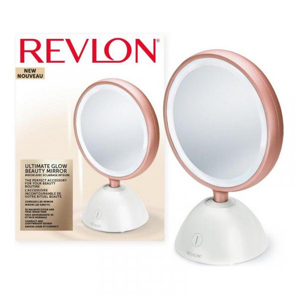 Oglinda cosmetica iluminata REVLON Utimate Glow Beauty RVMR9029 1