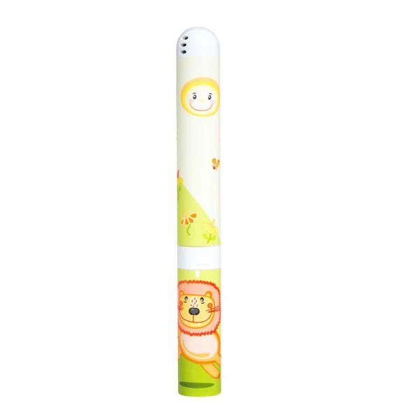 Periuta de dinti electrica VITAMMY Smile, pentru copii 3 +, cutie travel, Animatie Leu 4