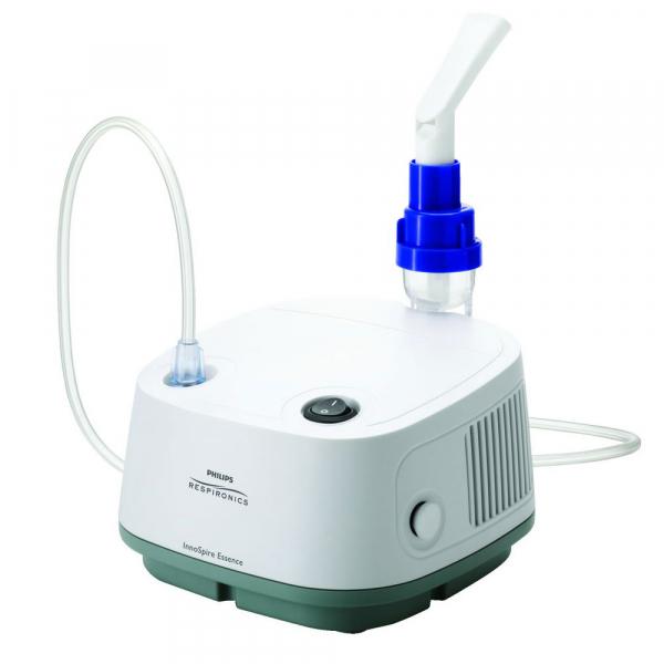 Aparat aerosoli cu compresor Philips Respironics InnoSpire Essence, MMAD 2.90 μm, sistem Active Venturi 0