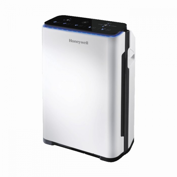 Purificator de aer Honeywell HPA710 True cu filtru HEPA, 5 moduri de purificare, cronometru electronic, Alb 0
