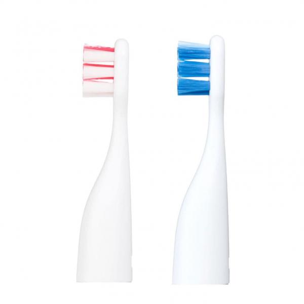 Set 2 rezerve periuta de dinti VITAMMY Smile, Albastru-Roz 1