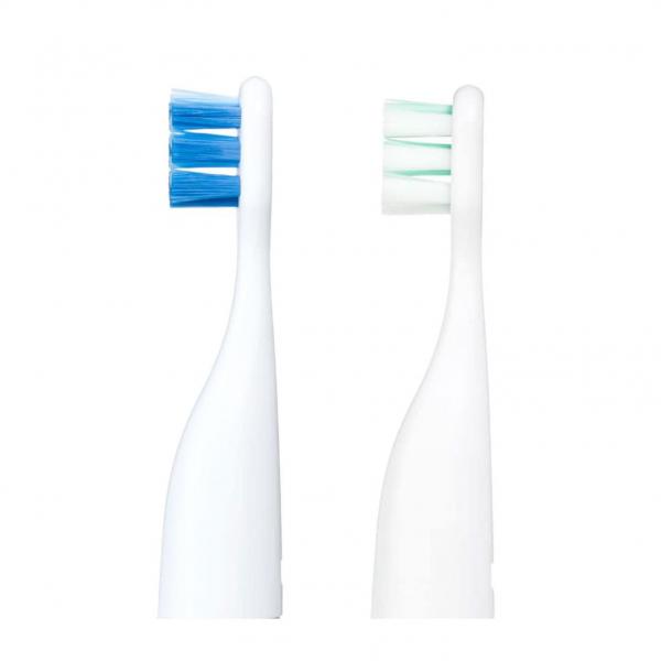 Set 2 rezerve periuta de dinti VITAMMY Smile, Verde-Albastru [1]
