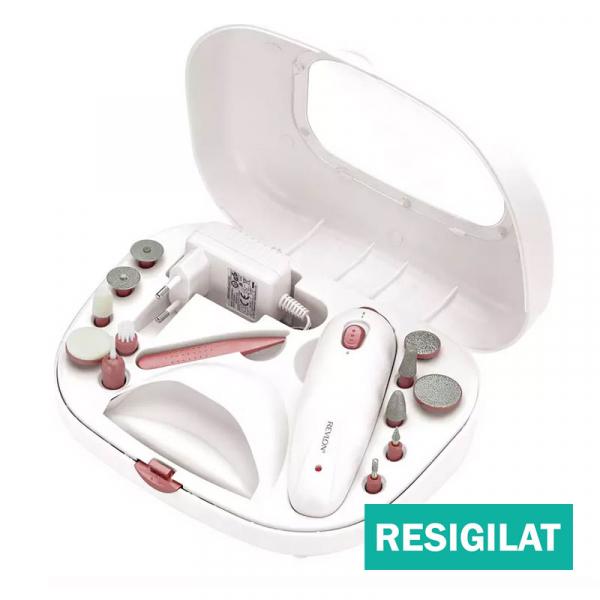 Set manichiura-pedichiura freza electrica REVLON Style & Dry RVSP3529, resigilat [0]