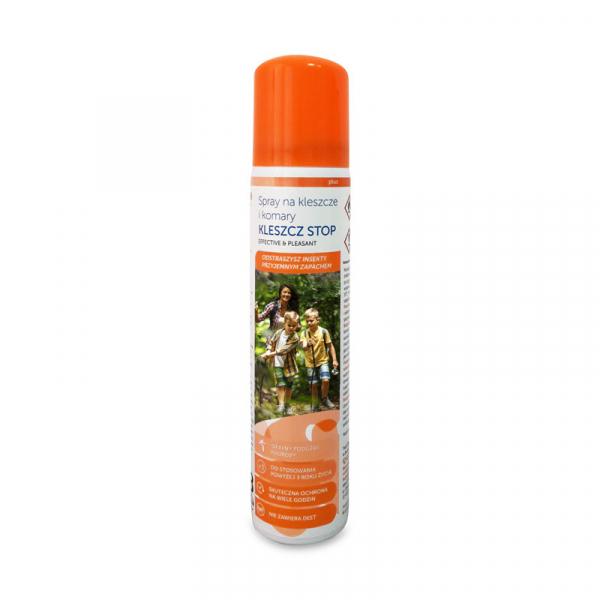 Spray impotriva tantarilor si capuselor Sanity Stop, pentru copii de la 3 ani, 100 ml 0