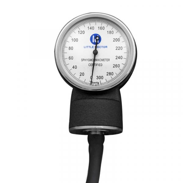 Tensiometru mecanic Little Doctor LD 60, stetoscop atasat, manseta 33-46 cm, manometru din metal 1