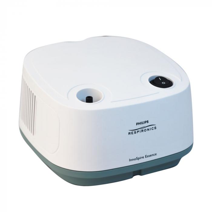 Aparat aerosoli cu compresor Philips Respironics InnoSpire Essence, MMAD 2.90 μm, sistem Active Venturi 4